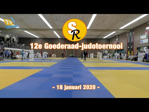 Sport Report: 12e Goederaad-judotoernooi 2020