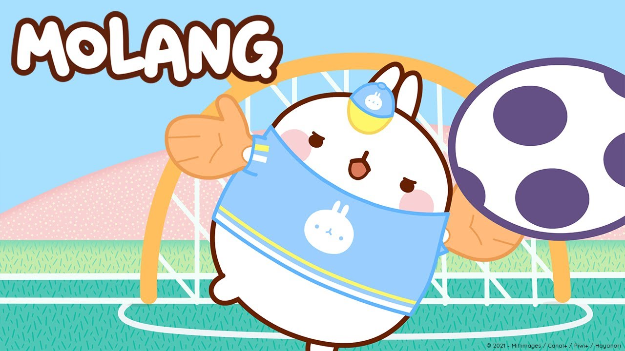 Molang - Unbelievable Football!   More @Molang ⬇️ ⬇️ ⬇️