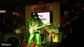 Gugun Blues Shelter -  ~ Set My Soul On Fire @ Jaya Pub [HD]