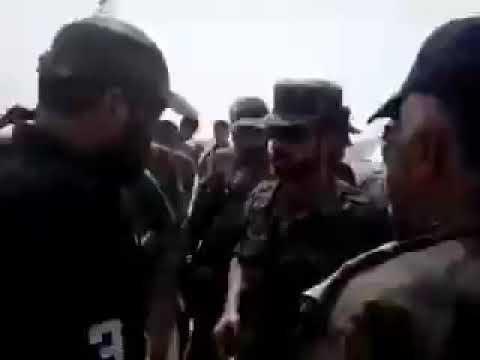Генерал сирийский армия говорит что Башар Асад является наше время посланник Аллаха