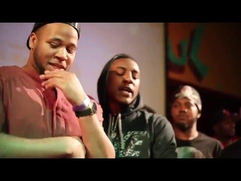 NOBL PRESENTS: FAT vs B'ERIC - Rap Battle -