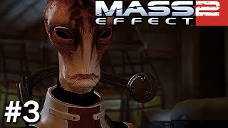 MASS EFFECT 2 Végigjátszás 3. Rész: Mordin Solus [Paragon FemShep Gameplay Walkthrough Part 3]