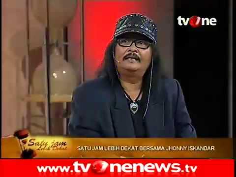 Satu Jam Lebih Dekat bersama Jhoni Iskandar