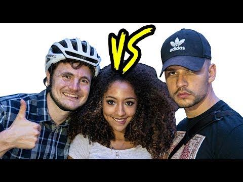 ALMAN vs. BRATAN - Flirten (mit Phil Laude) Teil 2