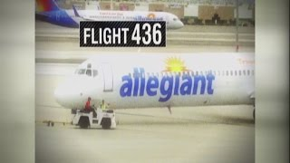 Allegiant aborts takeoff after critical flight system fails