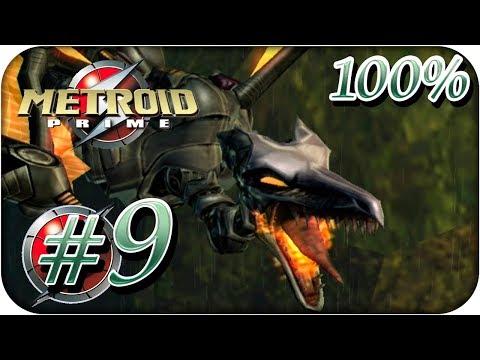 Metroid Prime Trilogy: Metroid Prime - Part #9 - [100%] - Meta Ridley