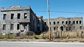 Abandoned Insane Asylum (with morgue) haunted asylum