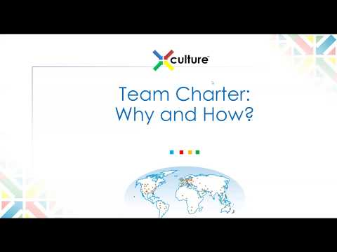 Why and How To Write a Team Charter