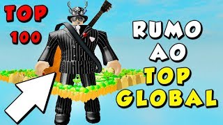I WILL ARRIVE AT THE TOP GLOBAL LIFTING SIMULATOR-ROBLOX