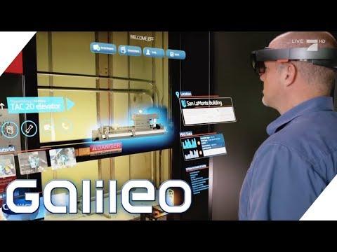 Deutschlands höchster Aufzug - Der Fahrstuhl der Zukunft | Galileo | ProSieben