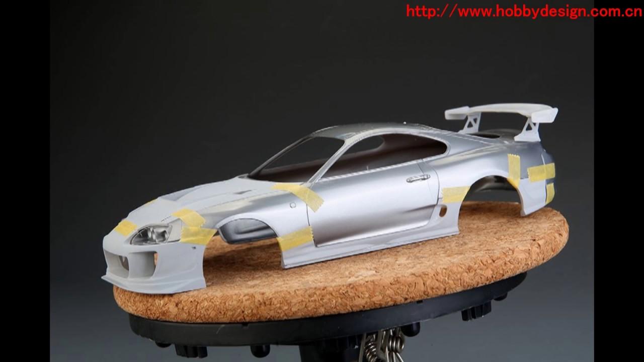 124 Toyota Supra Modification Kits Resin+PE+Metal parts HD03 0492