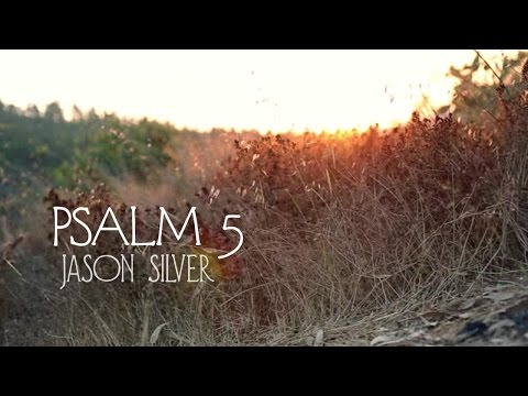 🎤 Psalm 5 Song with Lyrics - In Awe of You - Jason Silver [WORSHIP SONG]