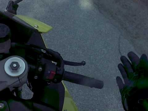 learning how to ride a motorcycle video