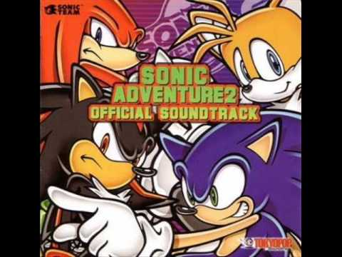 "Sonic Adventure 2 OST - ""Highway in the Sky"""
