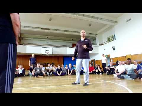 Wu Wei - Teaching moments with Sifu Adam Mizner