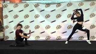 Танцы - Вог Пары. Vogue Ball Duo