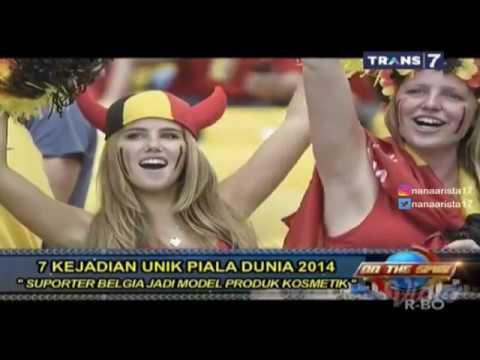 7 KEJADIAN UNIK DI PIALA DUNIA 2014 - 동영상