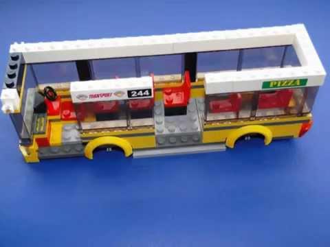 Lego City 7641 Corner Youtube