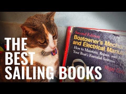 Top 12 Books About Sailing And Sailboats! Sailing Q&A 19