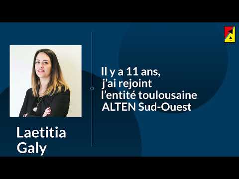 Mobilité interne - Témoignage de Laetitia Galy