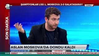 Uğur Karakullukçu'dan Lokomotiv-Galatasaray yorumu: Fiyasko