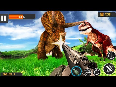 Dinosaurs Hunter Android Gameplay HD #1