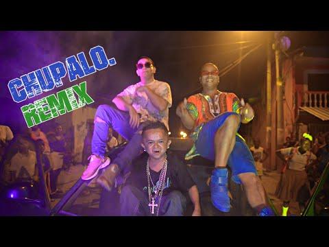 Chupalo/Remix/Video Oficial/Jorgito Guayaco,Erivan