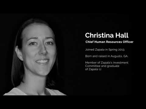 Zapata Techonology | Christina Hall-What is DTO?
