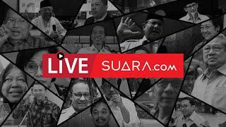 LIVE STREAMING: Pelantikan Menteri Kabinet Indonesia Maju