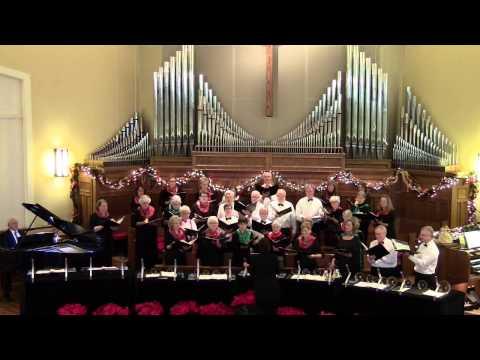 Corvallis First Presbyterian Chancel Choir Advent Recital