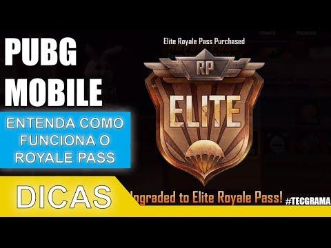 Entenda Como Funciona O Royale Pass Elite No PUBG Mobile | Vale A Pena Comprar? Descubra!