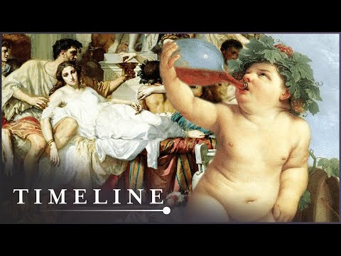 Let's Eat History: The Roman Banquet (Roman Empire Documentary) | Timeline