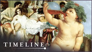 How To Recreate A Roman Banquet | Let's Eat History | Timeline