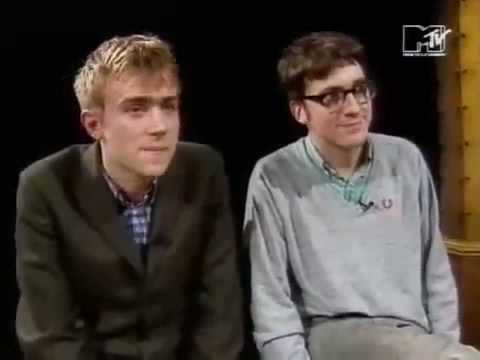 Blur - Damon Albarn and Graham Coxon Interview