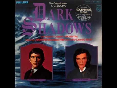 Dark Shadows The Original Music Record Album Side 1 Robert Cobert Orchestra 1969