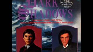 Dark Shadows The Original Music Record Album Side 1 Robert Cobert Orchestra 1969