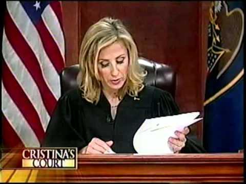 Butch Patrick aka Eddie Munster on Christina's Court