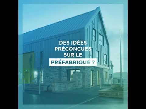 #SaintGobainExperts : Les idées préconçues sur le préfabriqué