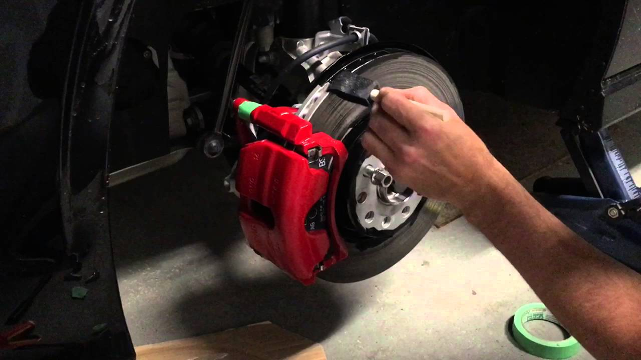 2016 Audi A3 S Line Cabriolet How To Paint Your Calipers