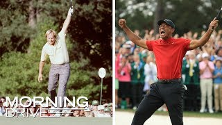 Jack Nicklaus Vs. Tiger Woods: Who Is More Impressive In Majors?   Morning Drive   Golf Channel