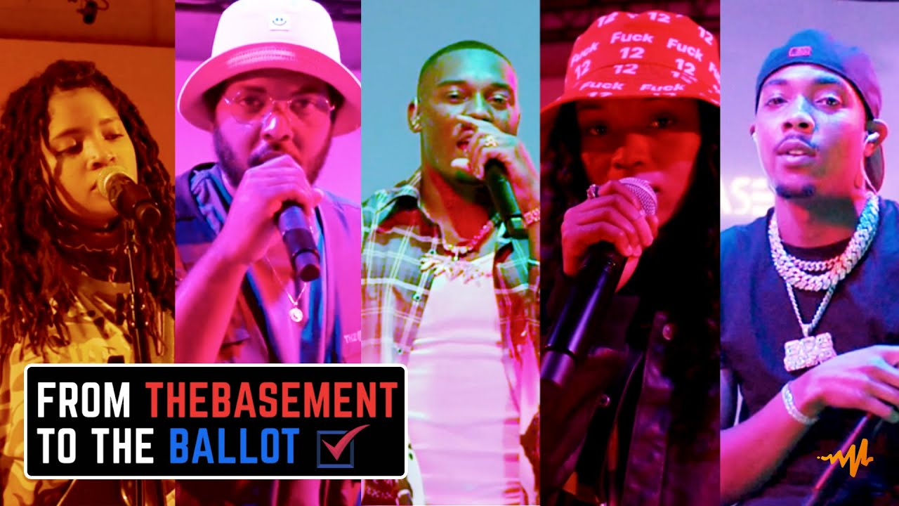 10.28 - Audiomack: From TheBasement To The Ballot