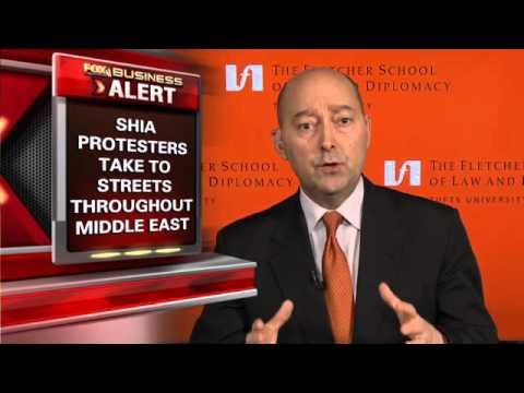 Adm. Stavridis: Won't See All-out Hostilities Between Iran, Saudis