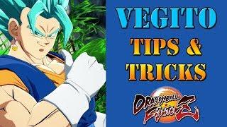 Dragon Ball FighterZ - Vegito Tips & Tricks