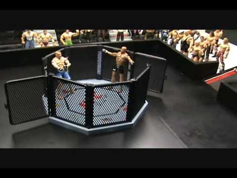 Ufc Octagon Ring Unboxing Wmv Youtube