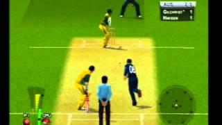 Brian Lara International Cricket 2005 - Game Footage