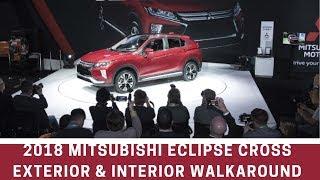 2018 Mitsubishi Eclipse Cross Exterior & Interior Walkaround Review