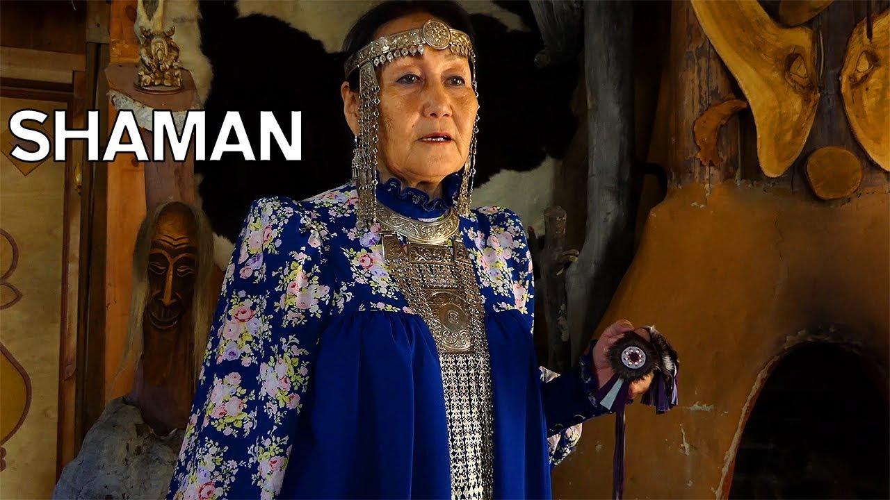 BLESSED by a Mystic Shaman-ess / YAKUTSK, SAKHA, RUSSIA