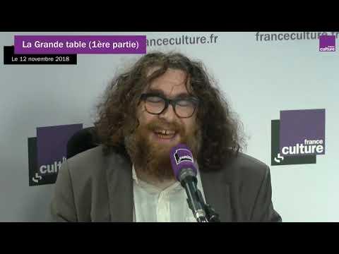 """Pacôme Thiellement : """"Il Faut Tomber Malade D'amour, Sinon La Vie N'a Pas De Saveur"""""""