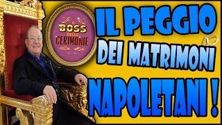IL BOSS DELLE CERIMONIE ! | Il Peggio dei Matrimoni Napoletani | Awed™