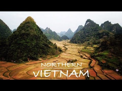 The MOST BEAUTIFUL Places to Travel |  Northern VIETNAM